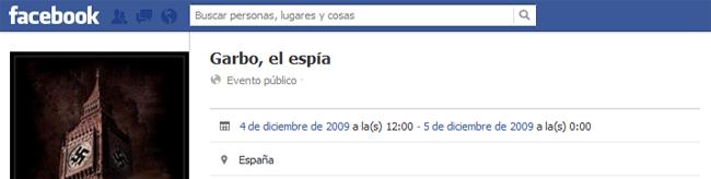 Facebook Garbo