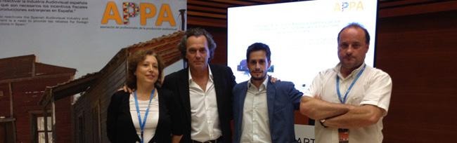 Industria Audiovisual, Reactivar la Industria Audiovisual española es posible
