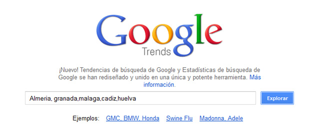 Buscar en GoogleTrends