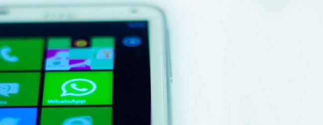 Los sms desaparecen por la mensajería online