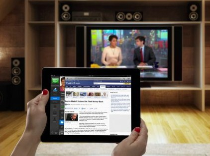 El año de la televisión social