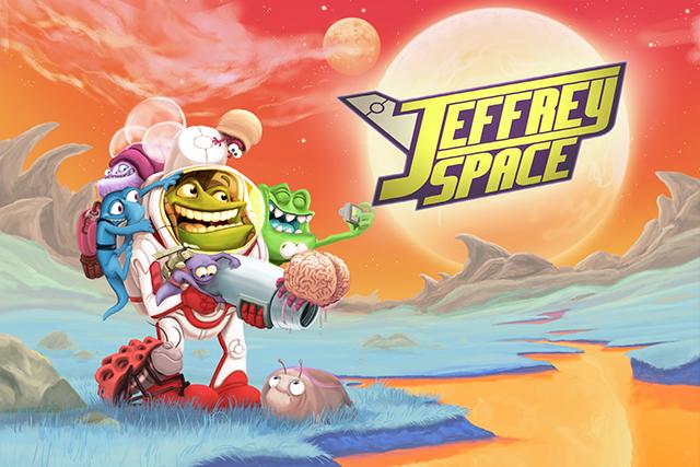 """, Conoce """"Jeffrey Space"""", nuevo juego para dispositivos móviles"""