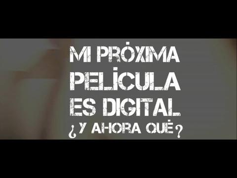 """Jesús Haro, """"Mi próxima película es digital"""" recomendada lectura de Jesús Haro"""