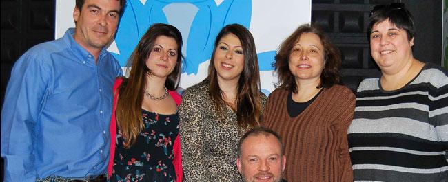Belén Bernuy, Nuestra compañera Belén Bernuy en «Los Productores» de OndaCRO