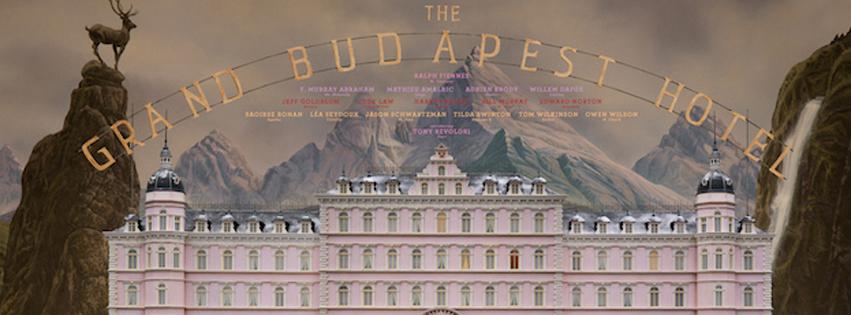 """El Gran Hotel Budapest, ¿Cómo promocionar """"El Gran Hotel Budapest""""?"""