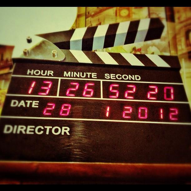 cine, ¿Y si me dedico a ser director de cine?