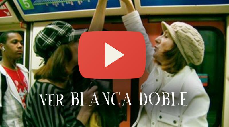 Blanca Doble, Blanca Doble, estreno online
