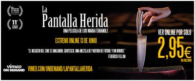 La Pantalla Herida Online