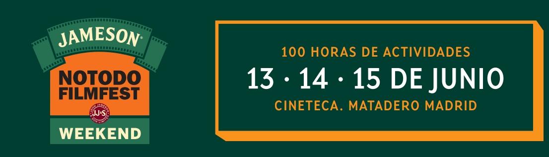 La Pantalla Herida, La Pantalla Herida en el Notodofilmfest Weekend