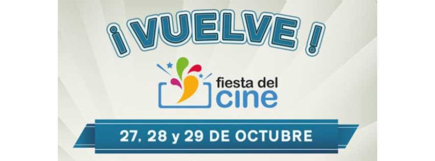 Fiesta del Cine, Vuelve la Fiesta del Cine