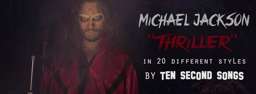Halloween, La mejor versión de Thriller para este Halloween