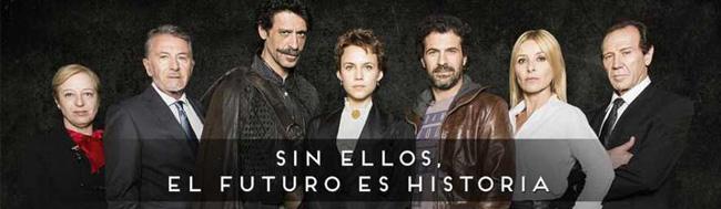 """El Ministerio del Tiempo, """"El Ministerio del Tiempo"""" la nueva serie de éxito de TVE1"""