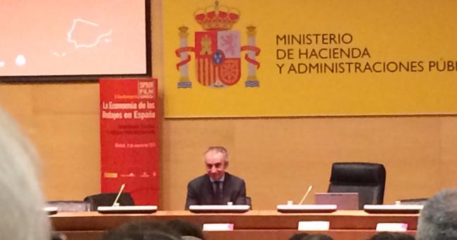 Miguel Ferre Navarrete - Secretario de Estado de Hacienda