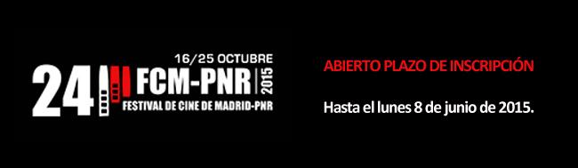 , Se abre el plazo de inscripción para el 24º Festival de Cine de Madrid de la PNR