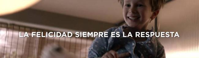 """Coca-Cola, """"La felicidad siempre es la respuesta"""" el nuevo anuncio de Coca-Cola"""