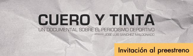 Cuero y Tinta, Te invitamos al preestreno de «Cuero y Tinta» mañana en Madrid