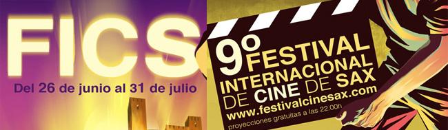 Festivales de cine, Festivales de cine que nos acompañan en verano