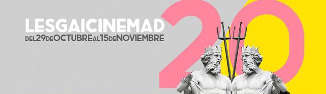 LesGaiCineMad, LesGaiCineMad, Festival Internacional de cine lésbico, gay y transexual de Madrid cumple 20 años