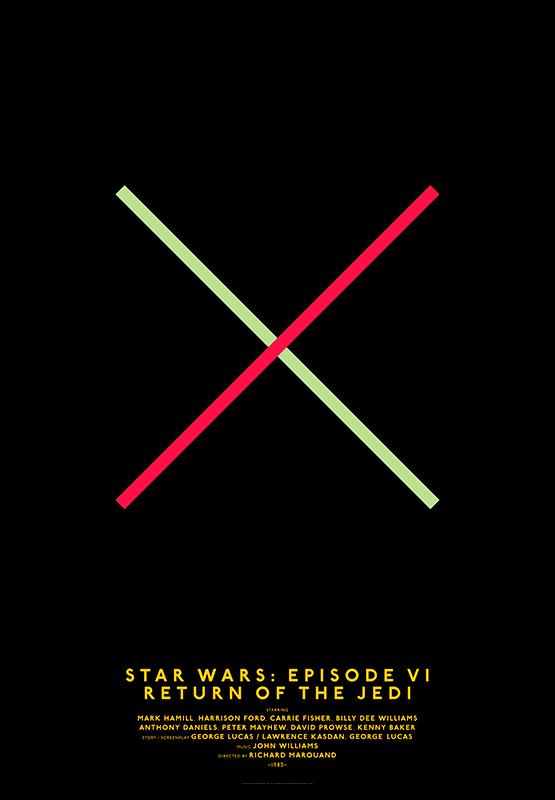 star wars. episodio vi el retorno del jedi