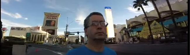 GoPro, Un padre graba sus vacaciones con una GoPro… al revés
