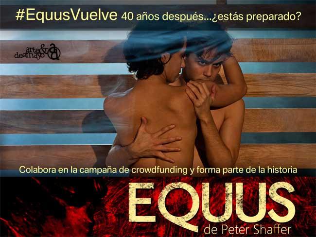 Equus, Equus vuelve 40 años después, el mejor regalo para esta Navidad