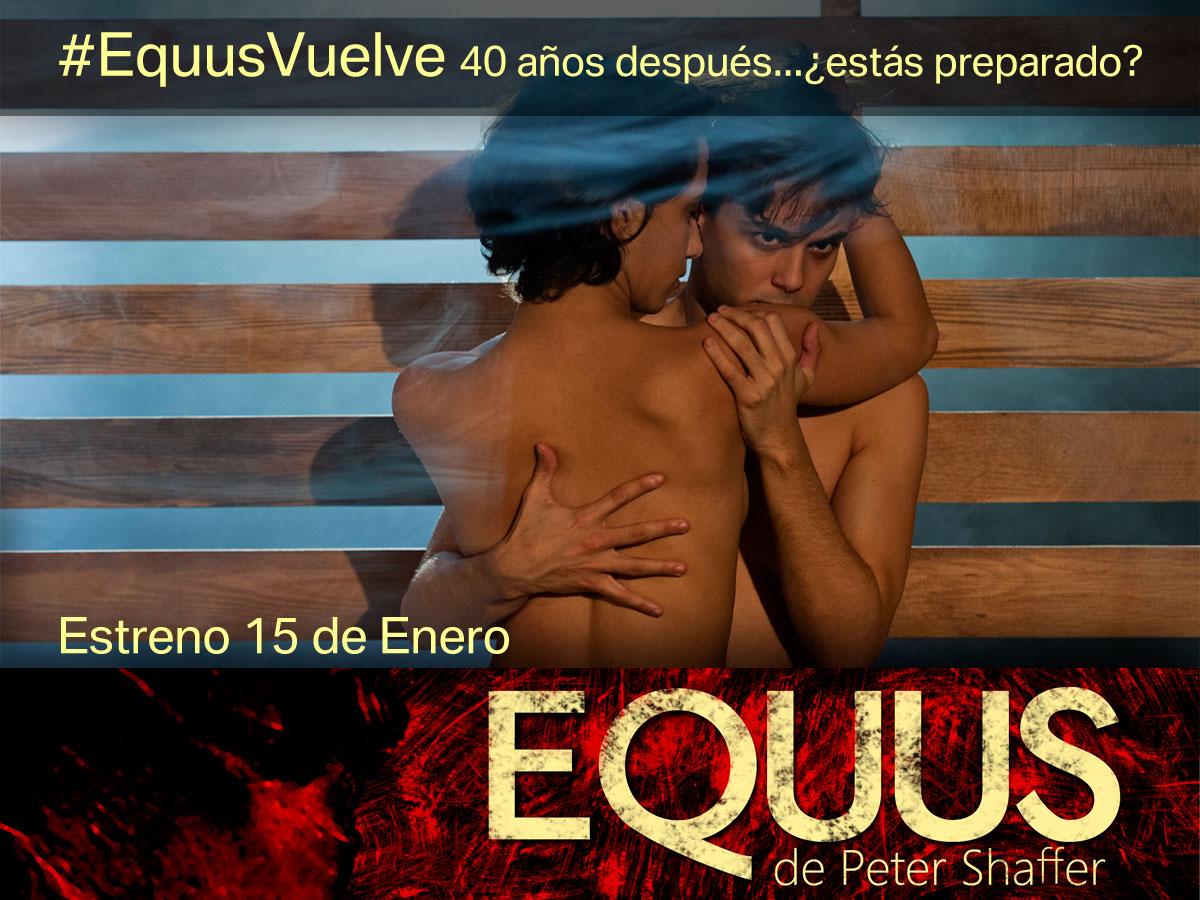 equus vuelve