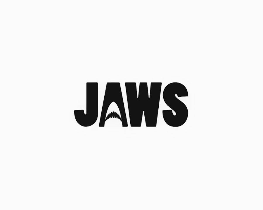 espacio negativo cine JAws