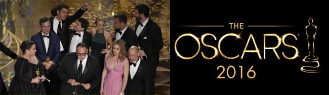 Oscars, Oscars 2016: Spotlight se alza como Mejor Película