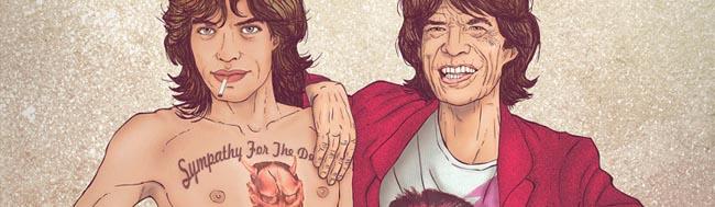 , ME & MY OTHER ME, unas ilustraciones de Fulvio Obregón