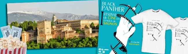 Centuria Films, Centuria Films, colaborador oficial del Black Panther Festival – Cine en Lengua de Signos