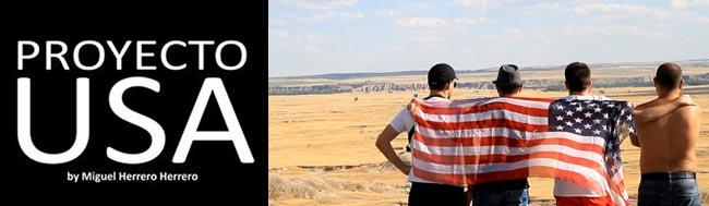 Proyecto USA, Estreno de PROYECTO USA, ópera prima de Miguel Herrero Herrero en Madrid
