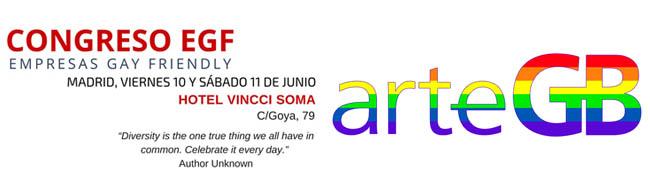 LGBT, Belén Bernuy y Gloria Bretones participan en el I Congreso Empresarial e Institucional LGBT Friendly