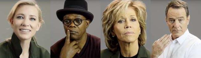 Lo que el viento se llevó, Actores y actrices revisan las frases más famosas de Lo que el viento se llevó