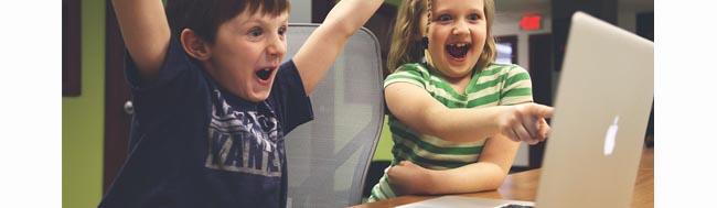 Internet, Niños, Internet y redes sociales