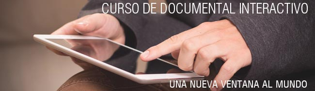Documental Interactivo, ArteGB, formación, curso, Raúl Serrano, Documental Interactivo, el nuevo curso de ArteGB
