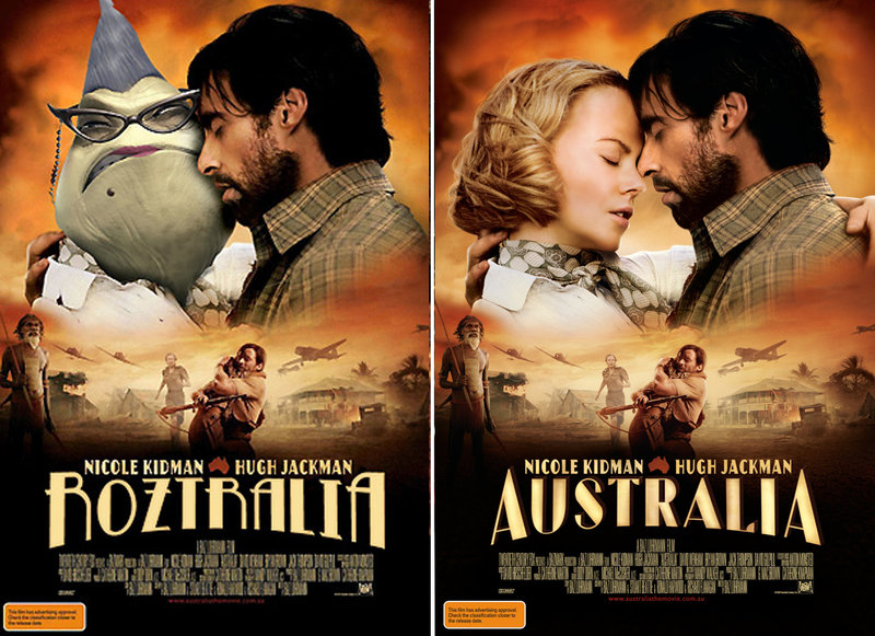 monstruos australia
