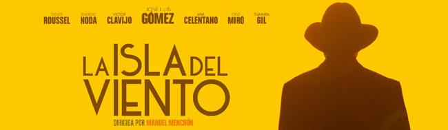 """Unamuno renace en la película """"La isla del viento""""."""
