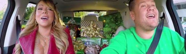 Navidad, Un Carpool Karaoke para felicitar la Navidad