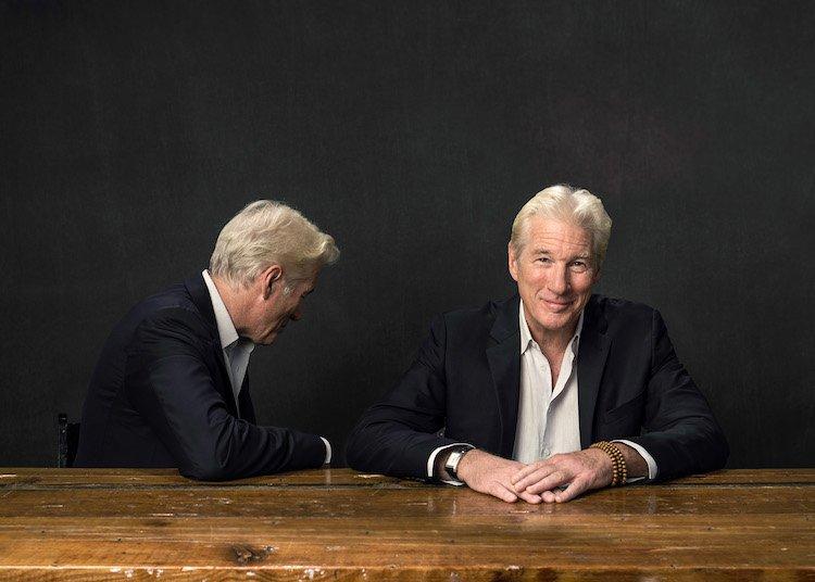 famosos, Retratos dobles para mostrar la cara pública y privada de famosos