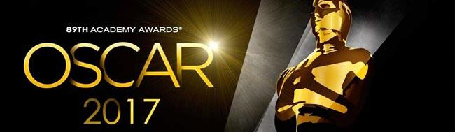 Oscar, Premios Oscar 2017: lista de nominados