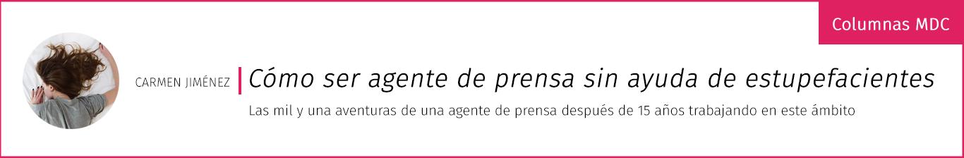 Josep María Pou, Cómo ser agente de prensa sin ayuda de estupefacientes: Josep María Pou