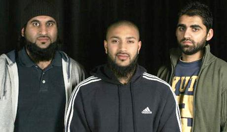 Camino a Guantánamo, Cómo ser agente de prensa sin ayuda de estupefacientes: Asif, Shafiq y Ruehl