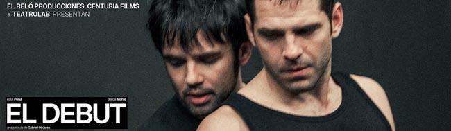 El debut, El debut, la primera película de Gabriel Olivares continua su viaje