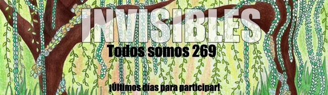 """crowdfunding, Últimos días para participar en la campaña de crowdfunding de """"Invisibles, todos somos 269"""""""