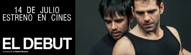 EL DEBUT, Ya tenemos fecha para el estreno de EL DEBUT, de Gabriel Olivares