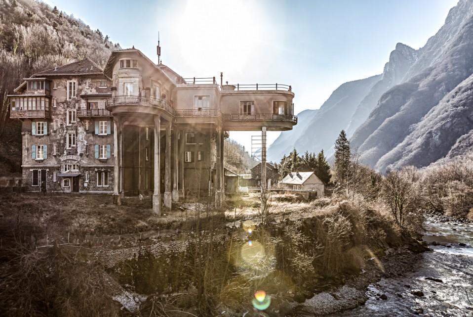 , Las casas más terroríficas del cine preparadas para los cinéfilos más valientes