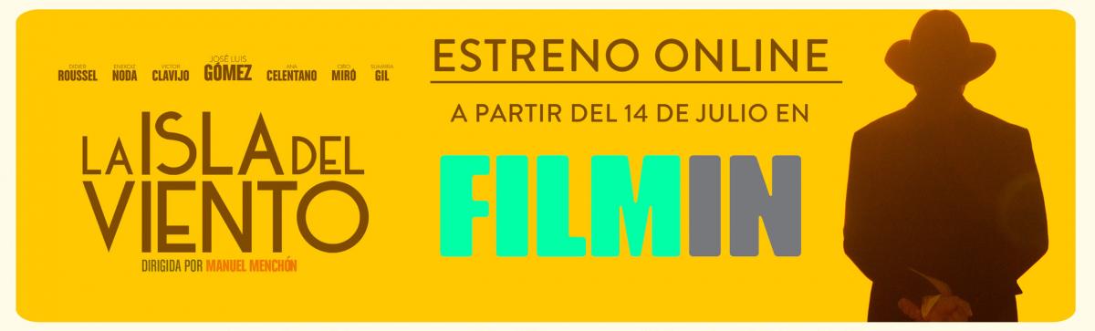 , LA ISLA DEL VIENTO, estreno online en Filmin