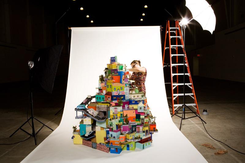 arte, Arte que une las nuevas tecnologías con lo tradicional