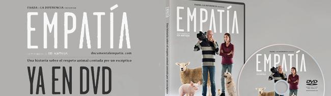 EMPATÍA, El documental EMPATÍA, ya a la venta en DVD