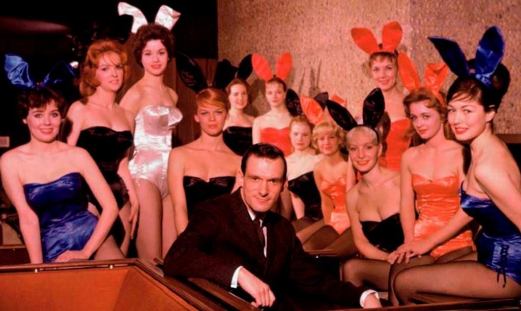 Playboy, Hugh Hefner, fundador de Playboy, muere en la mansión que se lo dio todo
